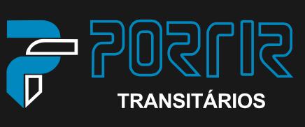 Portir transitários logo