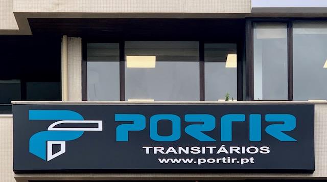 Portir new office